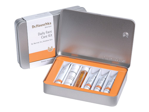 Dr. Hauschka Daily Face Care Kit Normal, Dry or Sensitive
