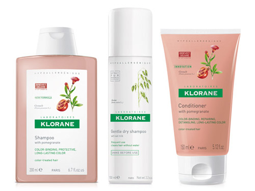 Klorane Color Protection Kit
