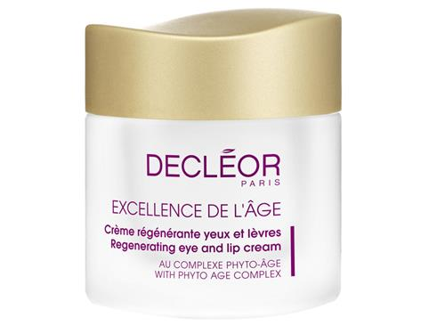 Decleor Excellence De LAge Regenerating Eye & Lip Cream