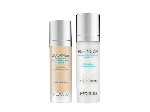 Neocutis Anti-Wrinkle Package for Normal to Dry Skin with Neocutis Bio Restorative Skin Cream