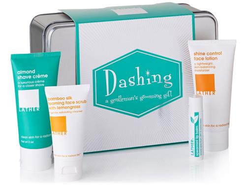 LATHER Dashing - A Gentlemans Grooming Gift