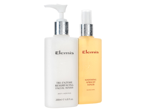 Elemis Brighten & Resurface Cleanser/Toner Duo