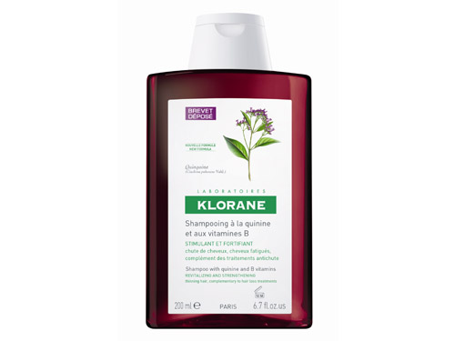 Klorane Shampoo with Quinine and B Vitamins 6.7 oz