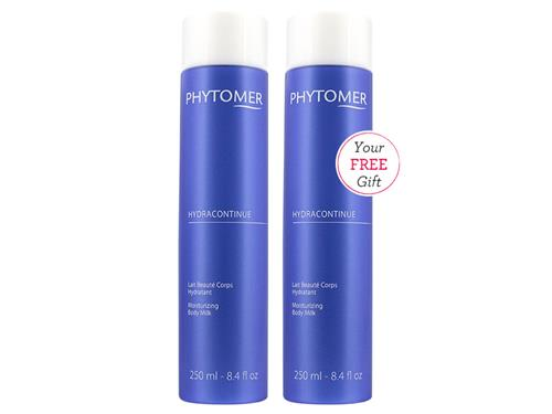 Phytomer Hydracontinue Moisturizing Body Milk Duo