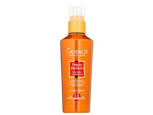 Guinot Spray Bronze Oil-free Sunscreen SPF 15