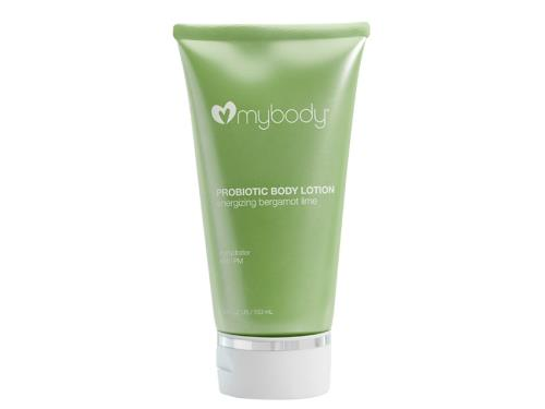mybody PROBIOTIC BODY LOTION - Energizing Bergamot Lime