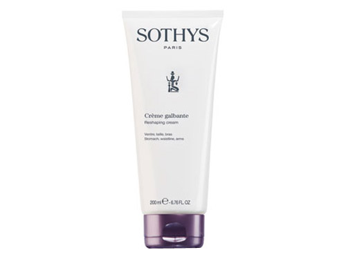 Sothys Reshaping Cream, a firming body lotion
