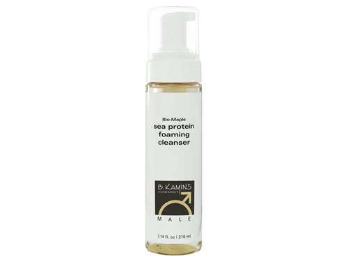 B. Kamins Male Sea Protein Foaming Cleanser