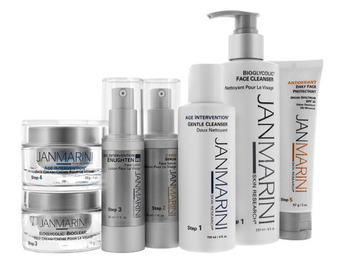 Jan Marini Skin Care System MD for Dry/Very Dry Skin