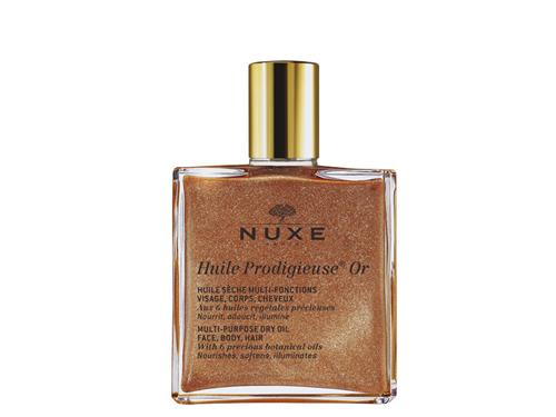 NUXE Huile Prodigieuse® OR Multi-Usage Dry Oil Golden Shimmer - Bottle