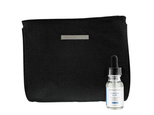 Free $56 SkinCeuticals Travel-Size Hydrating B5 Gel & Cosmetic Bag