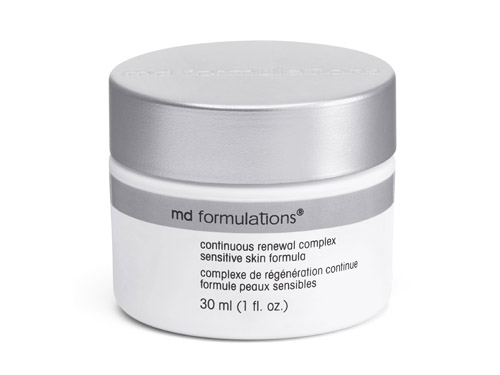MD Formulations Continuous Renewal Complex Sensitive Skin Formula