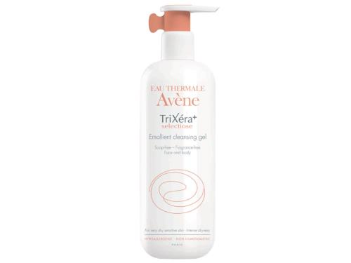 Avene Trixera Selectiose Emollient Cleansing Gel