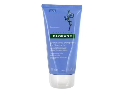 Klorane Conditioning Balm with Flax Fiber