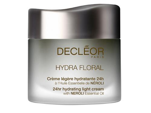 Decleor Hydra Floral 24HR Moisture Activator Light Cream Jar