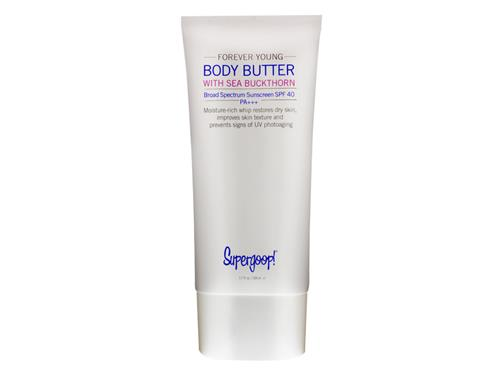Supergoop! Forever Young Body Butter with Sea Buckthorn SPF 40