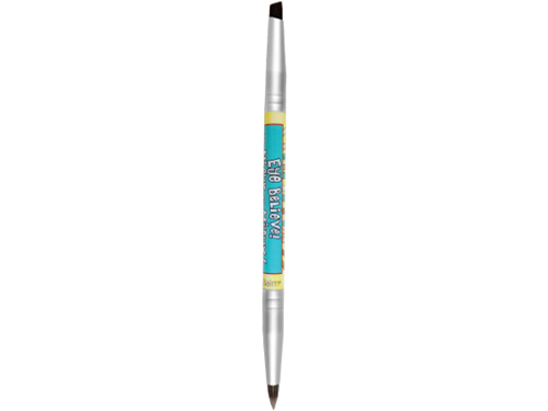 theBalm Eye Believe Double-Sided Eyebrow/Eyeliner Brush