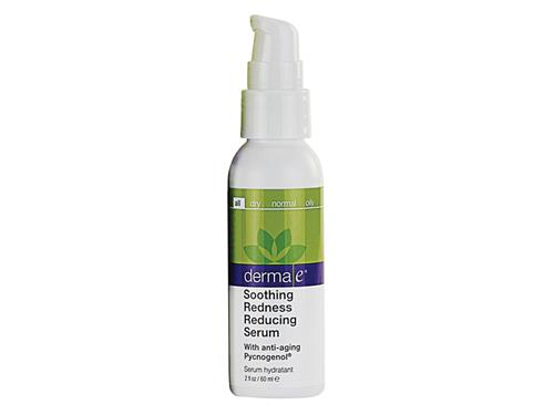 derma e Soothing Redness Reducing Serum
