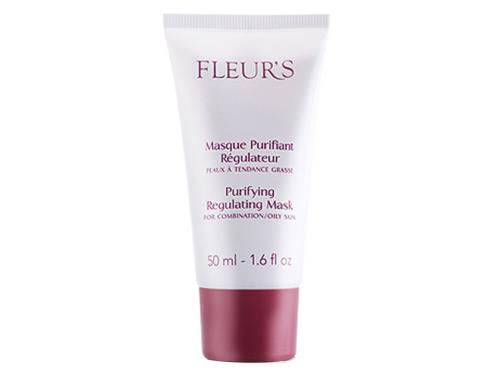 Fleurs Purifying Regulating Mask - Combination to Oily Skin
