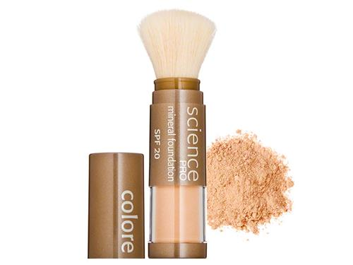 Colorescience Loose Mineral Foundation Brush - All Even