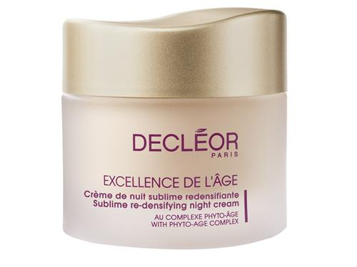 Decleor Excellence de LAge Sublime Redensifying Night Cream