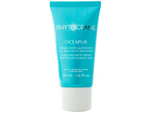 Phytoceane Moisture-Matte Cream with Detoxifying Marine Mud