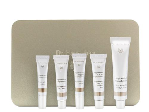 Dr. Hauschka Regenerating Skin Care Kit