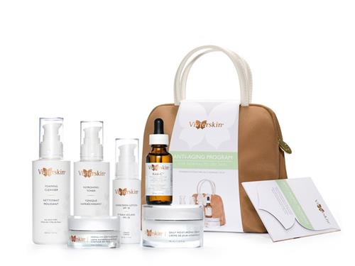 VivierSkin Anti-Aging Program for Normal to Dry Skin
