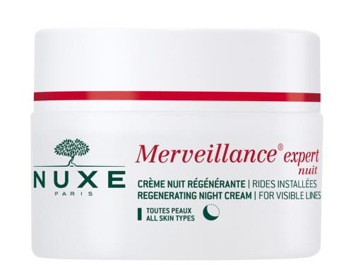 NUXE Merveillance® Expert Night - Regenerating Night Cream for Visible Lines